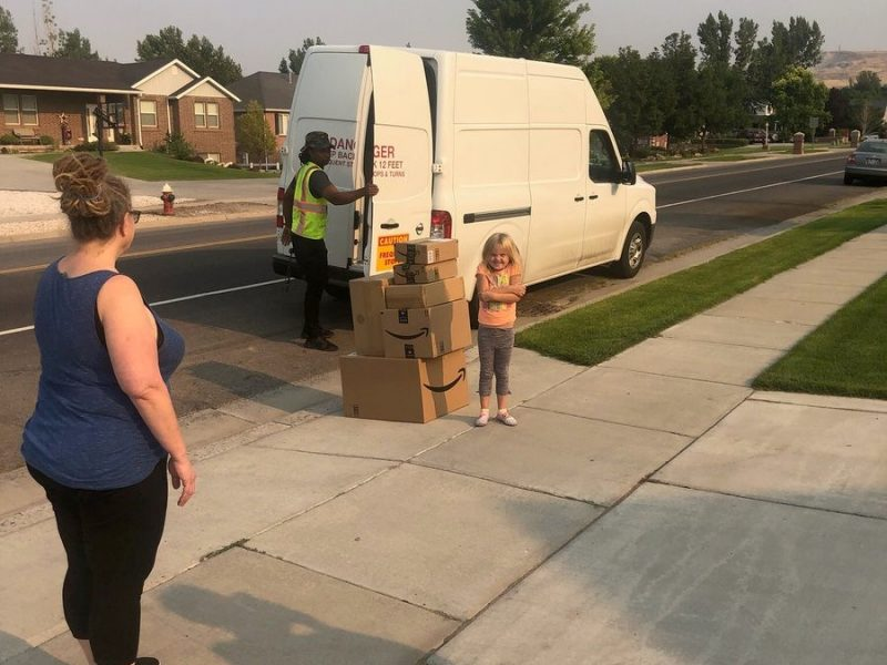 Girl Surprises Parents by Spending $350 On Toys